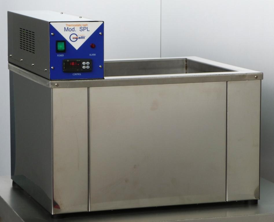 Spl thermostatic baths bagno termostatico galli - Bagno termostatico ...